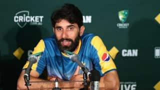 Life bans on match-fixers can rescue Pakistan cricket, says Misbah-ul Haq