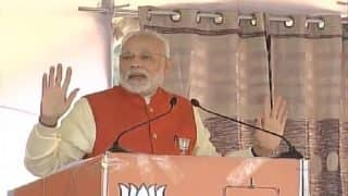 World threatened by twin challenges of terrorism, climate change: PM Narendra Modi