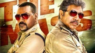 Motta Shiva Ketta Shiva full movie free download online and poor reviews affect Raghava Lawrence-Sathyaraj starrer film's box office collections
