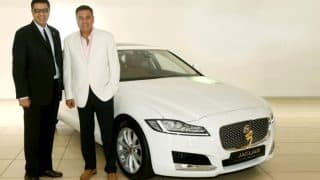 Bollywood Veteran actor Boman Irani buys himself a brand new Jaguar XF