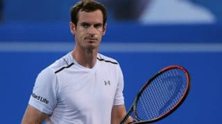 Italian Open: Defending champion Andy Murray beaten by Fabio Fognini in second round