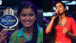 Nahid Afrin of Assam issued fatwa by 46 Muslim clerics! Watch Indian Idol Junior singer's melodious performances