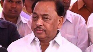 कांग्रेस के दिग्गज नेता नारायण राणे से मिले बीजेपी के मंत्री जयकुमार रावल, सियासी चर्चा शुरू