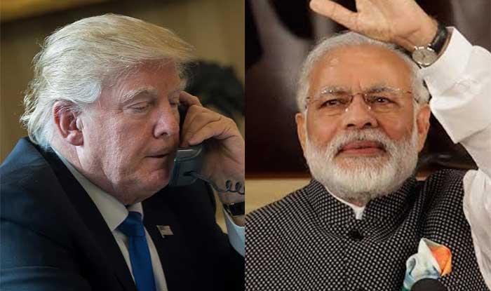 Donald Trump calls Narendra Modi to congratulate him on BJP's Assembly election victory