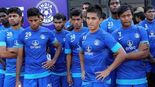 Hero Intercontinental Cup: India Football Team to Face South Africa, New Zealand, Chinese Taipei