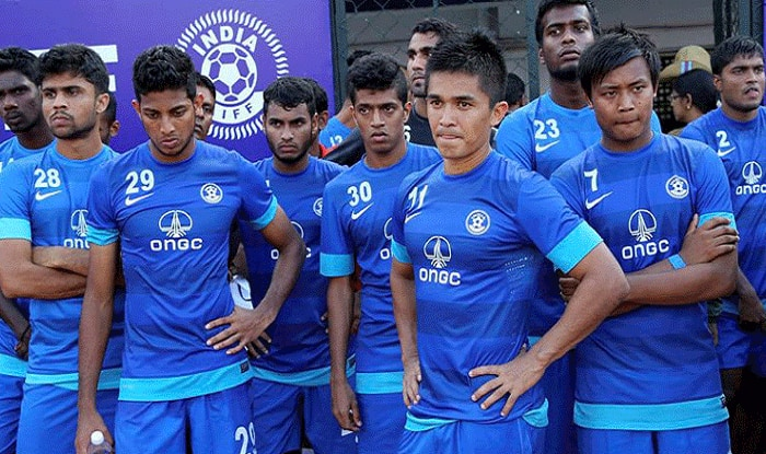 Hero Intercontinental Cup: India Football Team to Face South