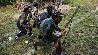 झारखंड में आईईडी विस्फोट में CRPF और पुलिस के 11 जवान घायल