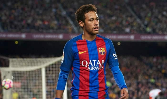 File picture of Neymar.