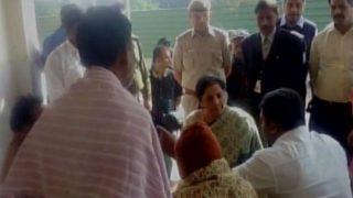 Union Minister Nirmala Sitharaman meets family of J Muthukrishnan