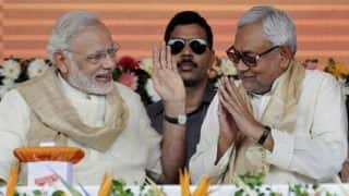 PM Narendra Modi Wishes 'Friend' Nitish Kumar on His Birthday