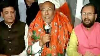 Manipur Chief Minister N Biren Singh was arrested in 2000 for 'seditious' article