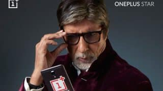 OnePlus gets actor Amitabh Bachchan on board as brand ambassador in India