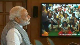 Yoga has the power to fight terrorism, climate change: PM Narendra Modi at International Yoga Festival