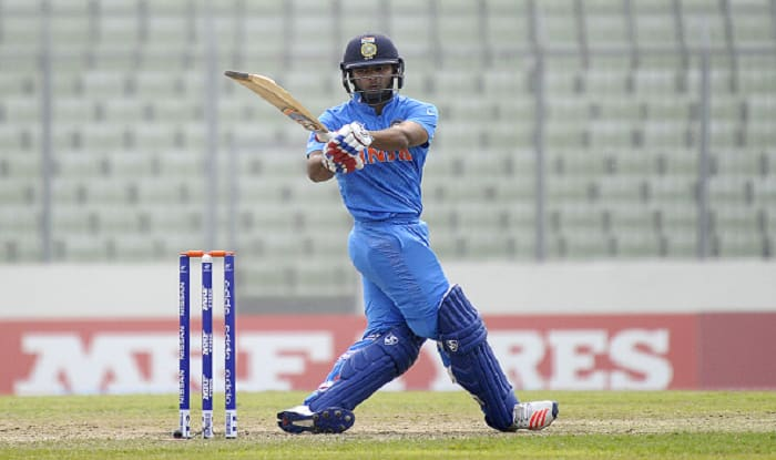Rishabh Pant has played for India U-19 team