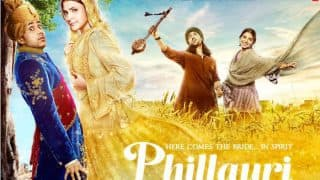 Phillauri box office collection day 3: Anushka Sharma-Diljit Dosanjh starrer earns Rs 15.25 crore over the weekend