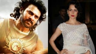 Did you know? Kangana Ranaut used to hate Baahubali star Prabhas and fight with him everyday!