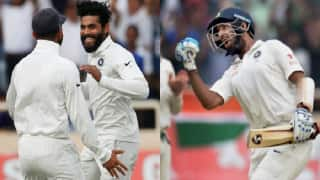 Cheteshwar Pujara, Ravindra Jadeja, Smriti Mandhana Among Five Cricketers Issued Notice by NADA Over Failure to Disclose Whereabouts