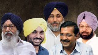 Punjab Assembly Election Results 2017: View full list of AAP winning candidates