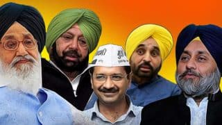 Punjab Assembly Election Results 2017: Congress wins 77 seats, AAP bags 20, SAD-BJP - 15