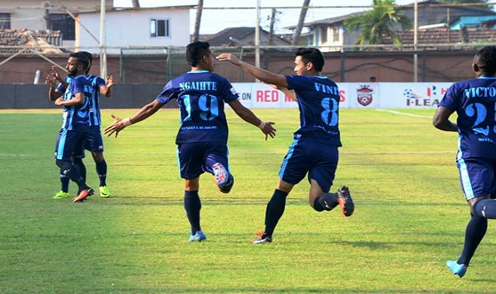 Minerva Punjab FC players report fixing approach
