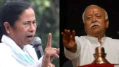 RSS passes resolution against West Bengal govt, accuses Mamata Banerjee of Muslim appeasement