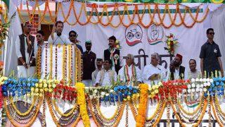 Rahul Gandhi mocks PM Modi in Jaunpur, says his Varanasi film is taking too many retakes