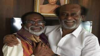 Rajinikanth dismisses rumours of joining BJP, says my support is for no one