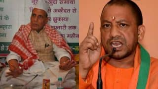 Would have been happy if Rajnath Singh was chosen as Chief Minister instead of Yogi Adityanath, say Muslims of UP