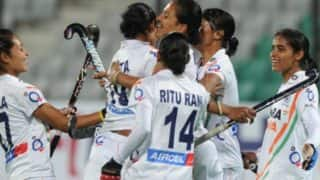 Rani Rampal confident of a good show at women's Hockey World League Round 2