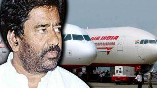 शिवसेना सांसद रविंद्र गायकवाड़ की टिकट को एयर इंडिया ने किया फिर से रद्द