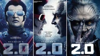 Here Is When The Audio, Teaser And Trailer Of Rajinikanth And Akshay Kumar 2.0 Will Be Unveiled