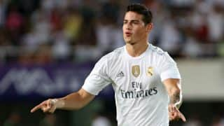 Real Madrid's James Rodriguez close to joining Manchester United
