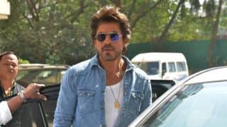 SHOCKING! Shah Rukh Khan is being stalked by this Bollywood actress