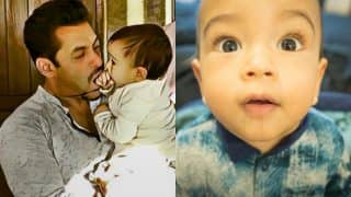 7 adorable pictures of Salman Khan & his nephew Ahil that'll make you go aww!