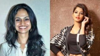 Sanchita Shetty responds to Suchitra Karthik's Twitter leak! Says it is not her nude video