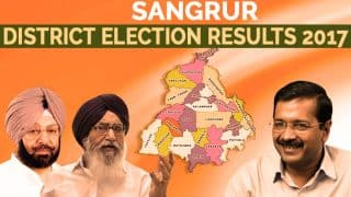 Sangrur District Election Results 2017: Check list of winners from Malerkotla, Amargarh, Dhuri and other seats