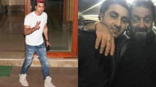 Here's how Rajkumar Hirani is helping Ranbir Kapoor - Paresh Rawal nail Sanjay Dutt and Sunil Dutt's role for the biopic!