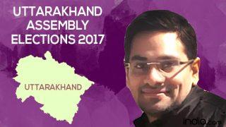 Uttarakhand Election Results 2017: Saurabh Bahuguna to take forward legacy of father & BJP leader Vijay Bahuguna