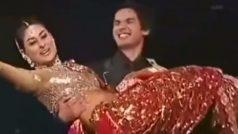 Kareena Kapoor singing 'Tujhse Shaadi Karungi' to Shahid Kapoor as Salman Khan looks on in this video is super awkward!