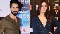 Shahid Kapoor was trolled by someone about his ex Kareena Kapoor Khan and this is what he did next…