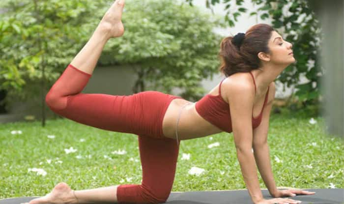 Image result for shilpa shetty YOGA