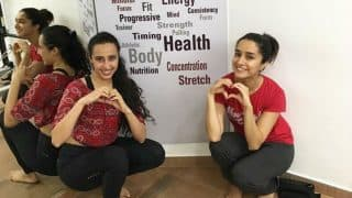 Happy Brithday Shraddha Kapoor: Follow the OK Jaanu actress Shraddha Kapoor's diet and workout plan to get a toned body