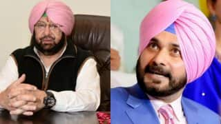 Navjot Singh Sidhu may be removed from Culture Ministry if there's conflict of interest: Amarinder Singh
