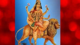 Navratri 2020 Day 5, March 29: Worship Maa Skandamata; Know Puja Vidhi, Fast Time, Mantra