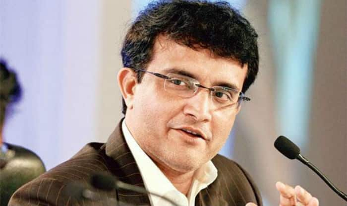 File photo of former India captain Sourav Ganguly.