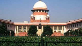 Supreme Court Stays Counselling, Admissions for IITs, NITs, Engineering Colleges Till Further Orders