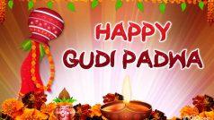 Gudi Padwa Wishes in Hindi: Quotes, WhatsApp Status, Facebook Messages & Images to Wish Happy Gudi Padwa 2017