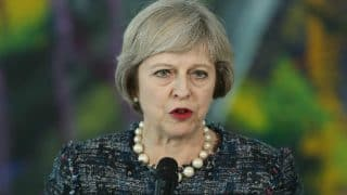 UK PM Theresa May calls for mid-term elections on June 8