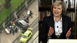 UK Parliament attack was inspired by 'Islamist' ideology; attacker was British-born, says Theresa May (Full statement of British PM)