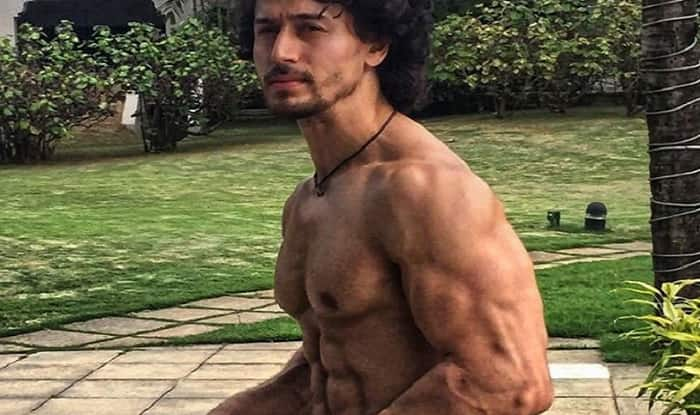 Image result for tiger shroff workout, india.com